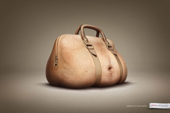 Pilates With Gerda: Belly Bag