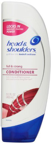 Head and Shoulders Full & Strong Dandruff Conditioner 13.5 Fl Oz