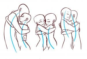 How to Draw Anime Couples, Step by Step, Anime People, Anime, Draw ...