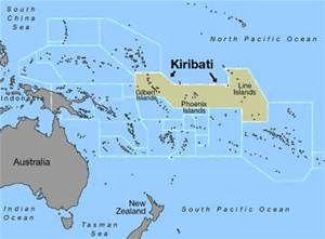 Kiribati Island - Bing Images