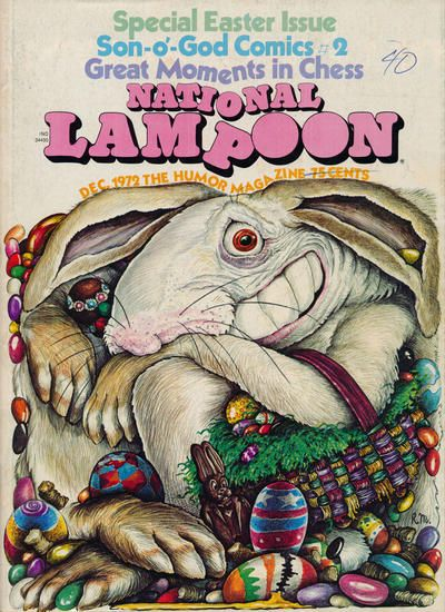 Cover for National Lampoon Magazine (National Lampoon, Inc., 1970 series) #v1#33