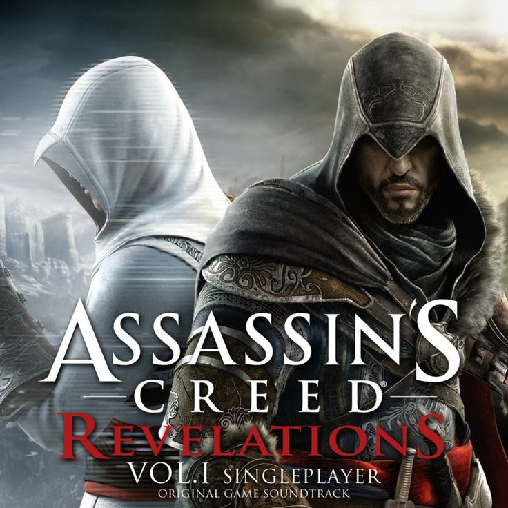 Assassin's Creed Revelations Vol. 1 (Single Player) [Original Game Soundtrack] by Jesper Kyd