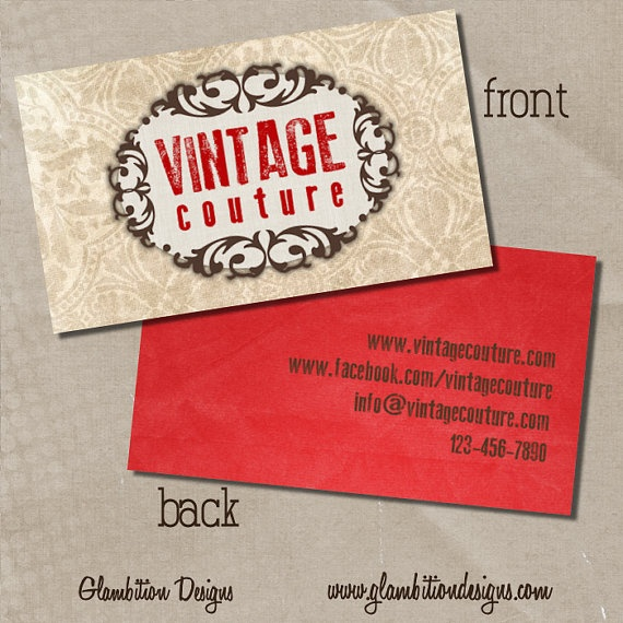 44 best Business Card Ideas images on Pinterest | Business card ...