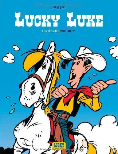 Lucky Luke : l'intégrale. 21 / [illustrations de] Morris