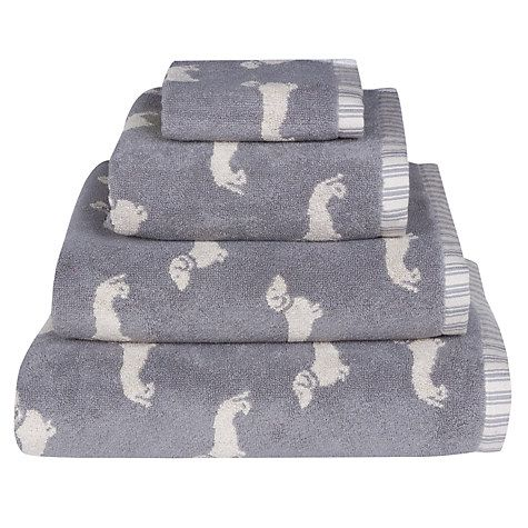Buy Emily Bond Dachshund Towels Online at johnlewis.com