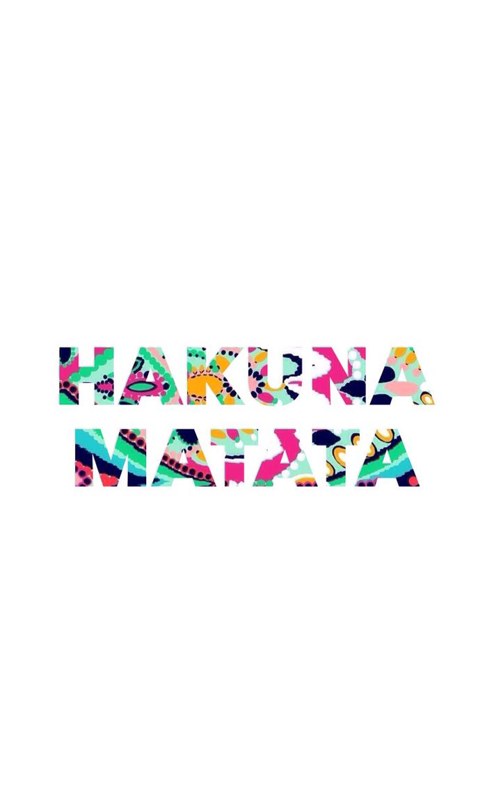 17 best ideas about hakuna matata on pinterest hakuna matata song hakuna matata quotes and - Signification hakuna matata ...