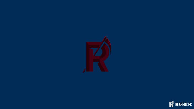 Reaper Logo, R Logo, Cool idea for a soccer team in my opinion.