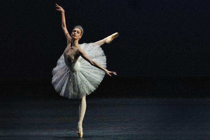 Olga Smirnova in Balanchine's Jewels - Diamonds Photo © Marc Haegeman