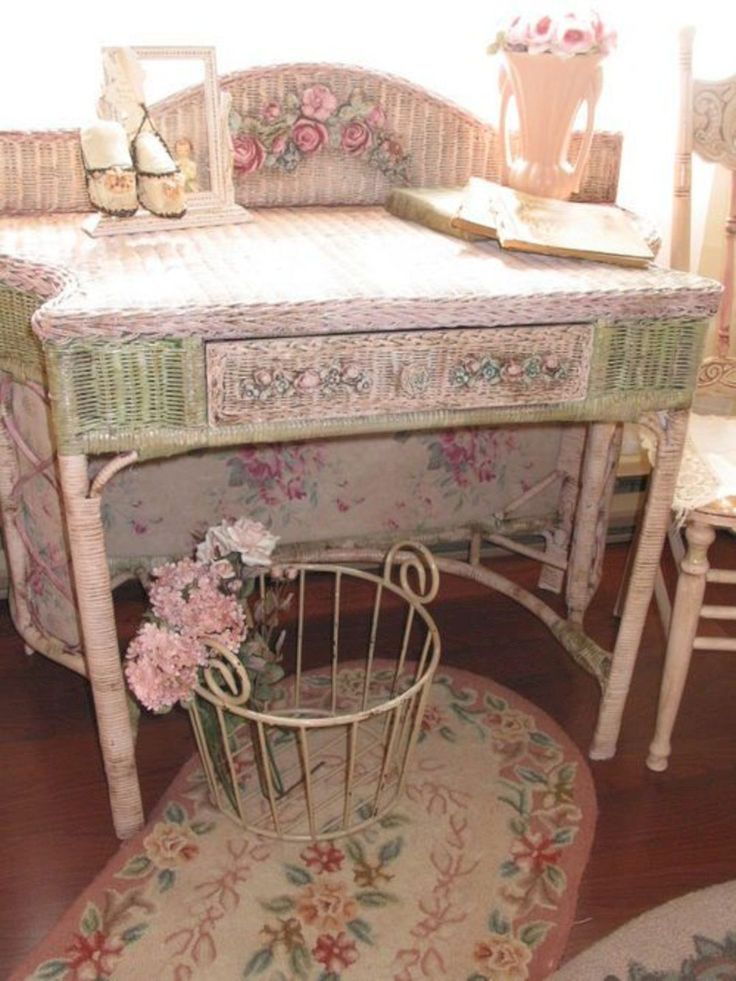 Best 25 Painting Wicker Furniture Ideas On Pinterest