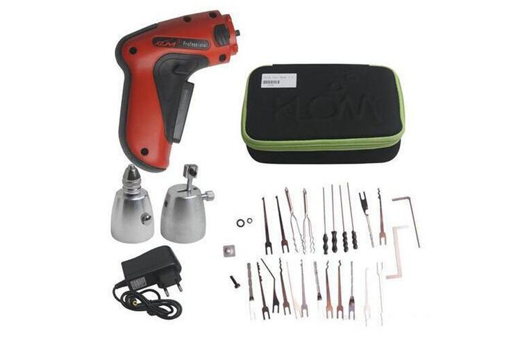 KLOM Professional Electric Pick Gun (KLOM EPG) Review