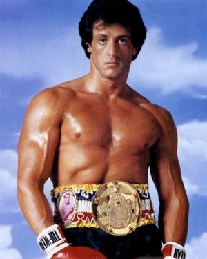 Rocky Balboa (fictional boxer)