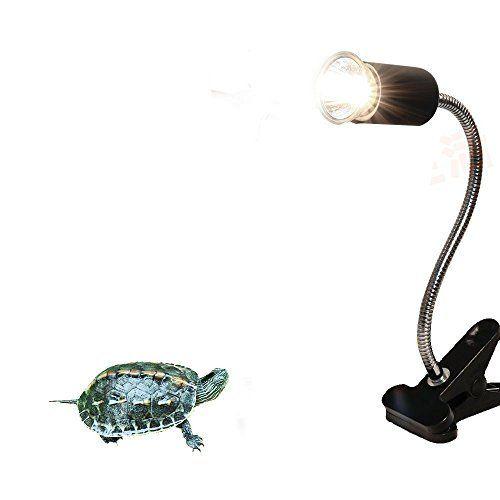 Ctkcom Uva Uvb Light Bulb Reptile Ceramic Heat Lamp Pet Heating Bulb Holder Clamp Lamp Fixture Heating Light Lamp For Clamp Lamp Reptile Lights Lamps Fixtures