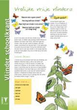 Schoolkranten met info uit de natuur  voor kinderen