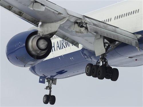 Rolls Royce Trent 800 - B777-236ER - British Airways