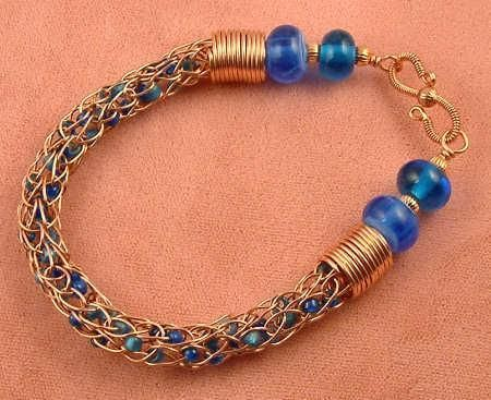 Intro to Viking Knit Jewelry