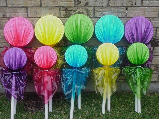 Candyland Party Decorations Diy Candyland Willy...