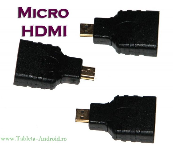 Adaptor Micro Hdmi pentru conectarea tabletei la TV -https://www.tableta-android.ro/accesorii-tableta/p-adaptor-micro-hdmi-to-hdmi-pt-tableta-micro-tata-to-hdmi-mama.html #Accesoriitableta #adaptor #microhdmi
