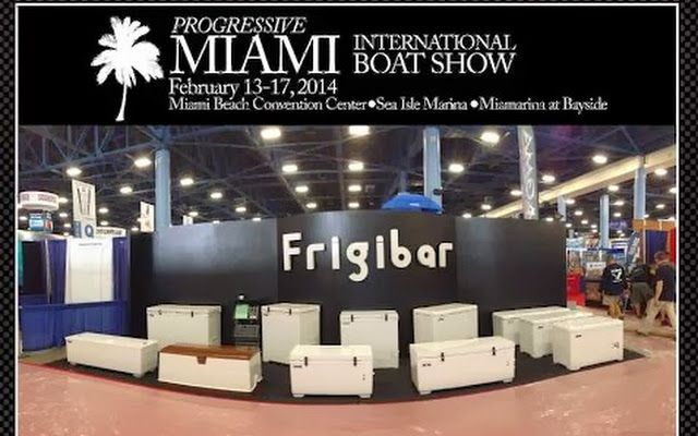 Overcome the problem of limited space in your yacht's galley freezer/refrigerator. http://www.frigibar.com/