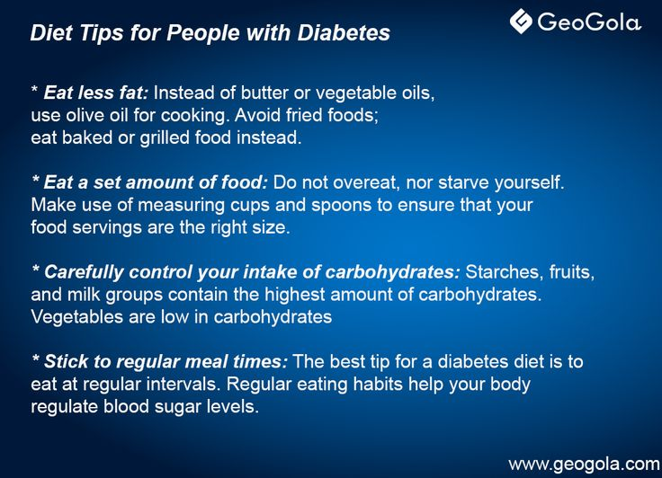 #Geogola #ConsumerTips Diet for #Diabetes  To Install Click this Link :http://lnk.al/1o7S
