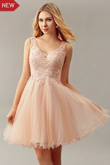 Graduation Dresses for Middle School - G0854