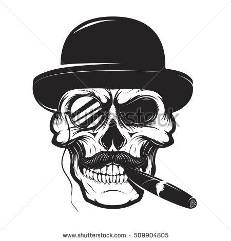 Image result for pipe and cigar drawings