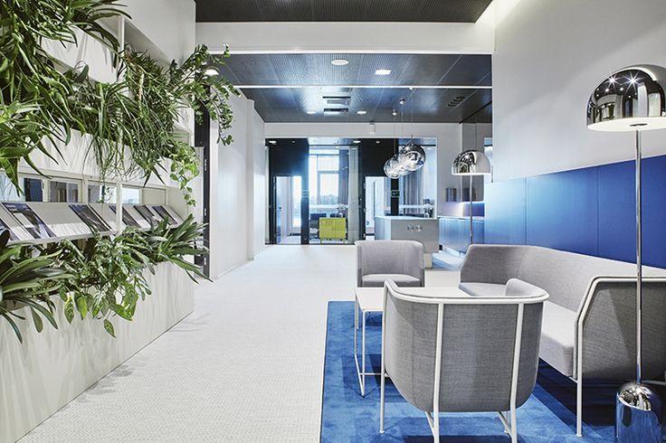 Outokumpu | office design