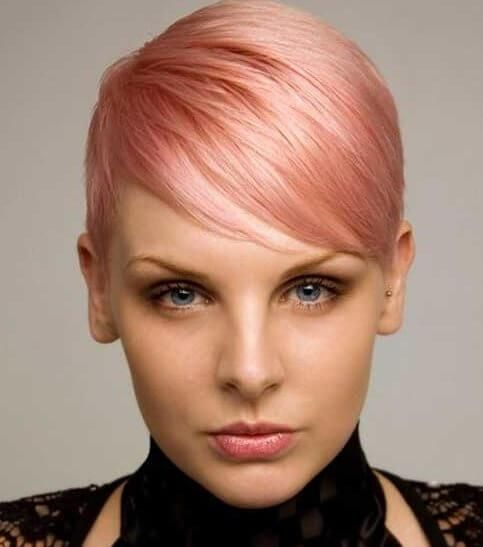 Short Grey Haircuts to try in Simmer 2017 - Styles Art