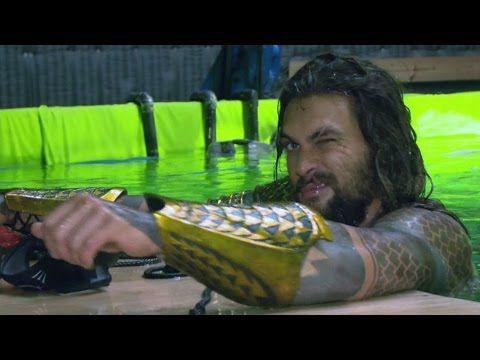 Aquaman 'Batman v Superman ' Featurette [+Subtitles]