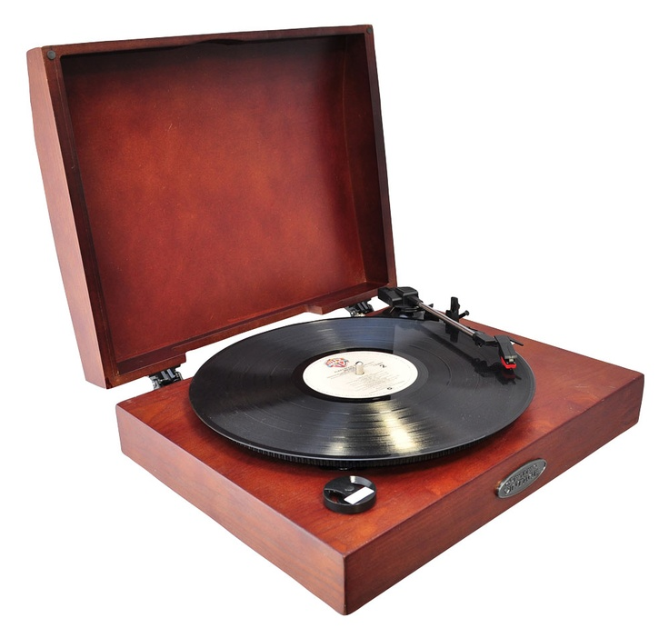 This Elegantly Designed Retro Turntable May Look Old, But Itu0027s Not   In  Fact,