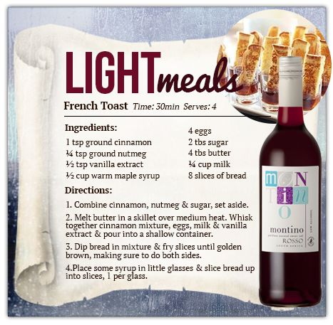 Can't wait to try old favourite with a fun, new twist, can you?! #Recipe #Winter #LightMeals #frenchtoast