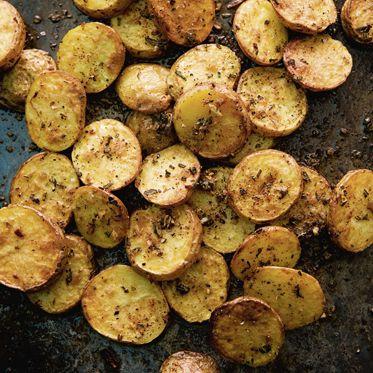 Gebackene Blechkartoffeln Rezept   Küchengötter