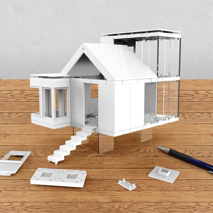 I've just found Architectural Model Making Kit Go. ARCKIT is a freeform model making system that allows you to physically explore designs and bring your architectural projects to life.. £49.99