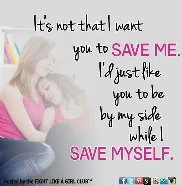 Thank You For Saving Me Quotes: Save Yourself Quotes. QuotesGram