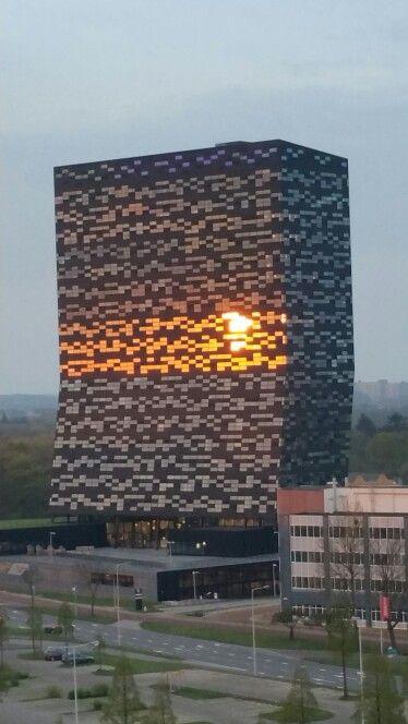 52 degrees at dawn..... Nijmegen, The Netherlands