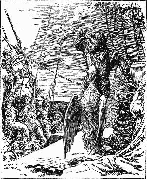 an examination of symbols in the rime of the ancient mariner by samuel coleridge An english poet, samuel coleridge wrote a poem in 1798 entitled, the rime of the ancient mariner experts have picked apart and over analyzed this poem for two centuries.