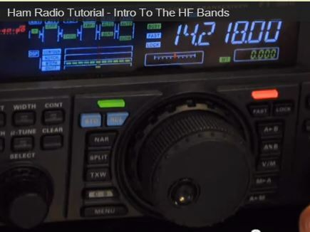 Celebrity ham radio operators