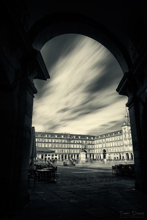Bienvenidos a la Plaza Mayor (Madrid)