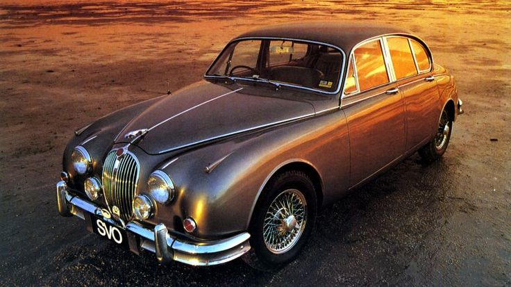 The 1959 Jaguar MKII