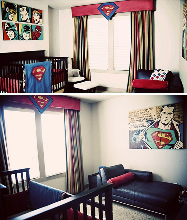 Superhero Child S Room Kimberly Peterson Fletcher This