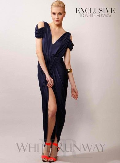 Dionne Dress by Pia Gladys Perey