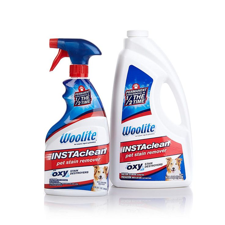 BISSELL® Woolite InstaClean Pet Stain Remover with 64 fl. oz. Refill