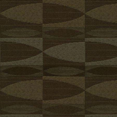 Tissu Décor Maison - Crypton Galanthus 87 Chocolat