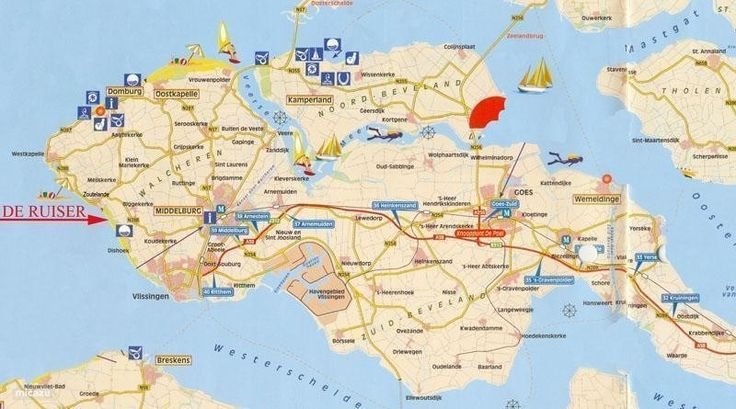 Vacation Rentals Beachhouse Zeeland In Zoutelande Zeeland