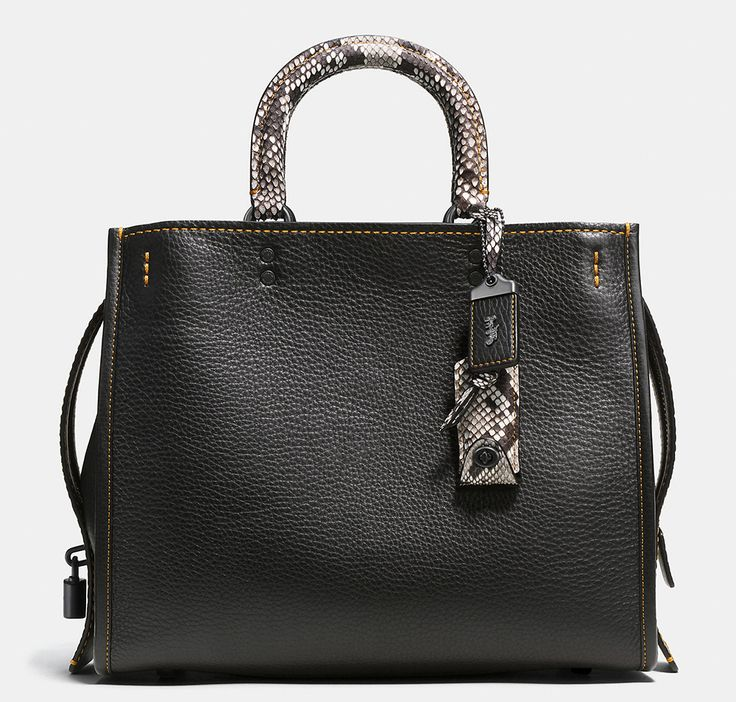 Introducing the Coach Rogue Bag, Now Available for Purchase