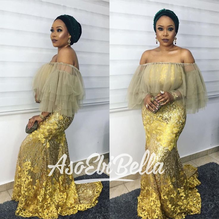 BellaNaija Weddings presents #AsoEbiBella – Vol. 189 – The Latest Aso Ebi Styles - BellaNaija