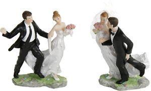 Hochzeitsfigur-Hochzeitspaar-Tortenfigur-Torte-Brautpaar-Hochzeit
