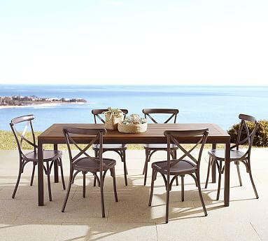 Carmen Rectangle Dining Table