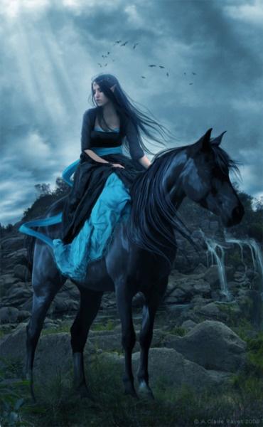 Elven Rider