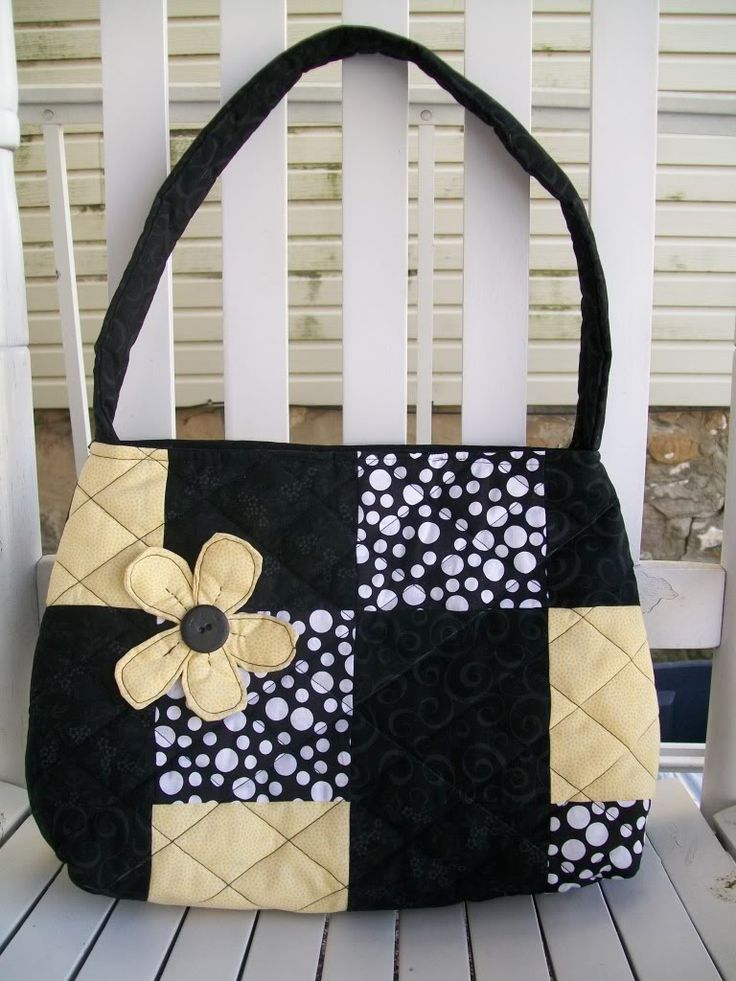 1000+ images about quilting bags on Pinterest