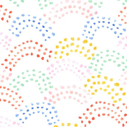 Dotted Arch - Pattern designed by Emily Isabella
